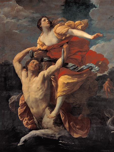 The Abduction of Deianeira by the Centaur Nessus 1620-1