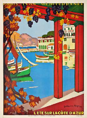 Summer on the Cote d'Azur 1926