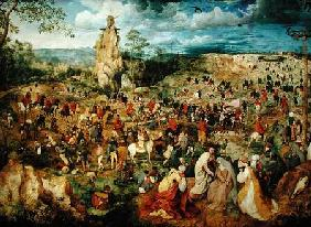The Road to Calvary 1564