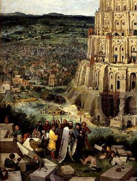 Tower of Babel 1563