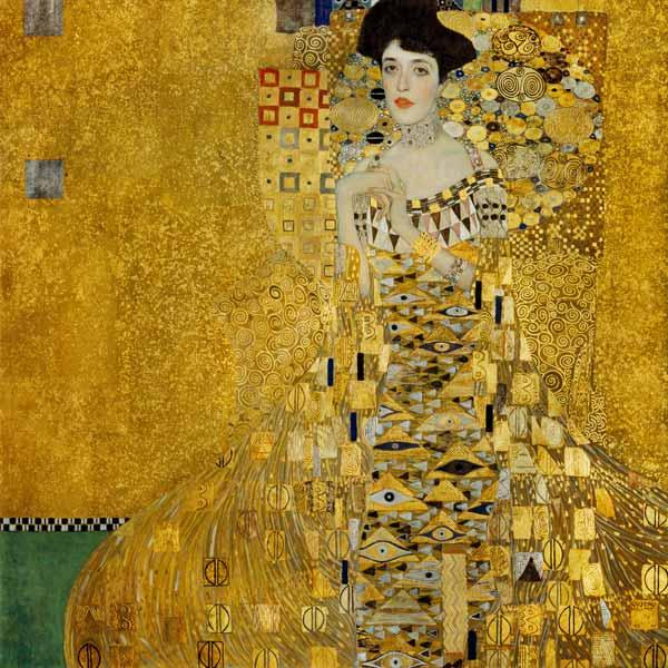 gustav klimt bedeutenster jugendstilk nstler bei kunstkopie de. Black Bedroom Furniture Sets. Home Design Ideas