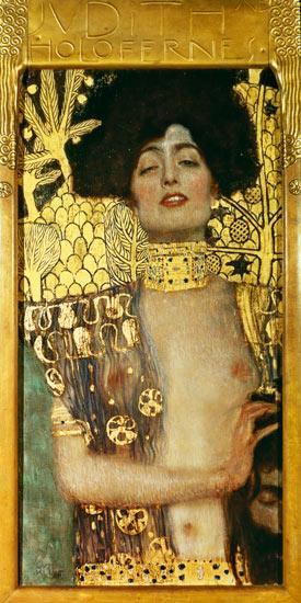 Gustav Klimt, bedeutenster Jugendstilkünstler bei KUNSTKOPIE.DE