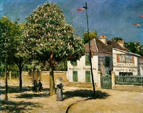 Walk at Argenteuil 1883