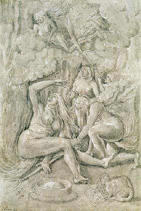 The Witches' Sabbath c.1515  &