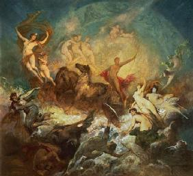 Victory of Light over Darkness 1883-84