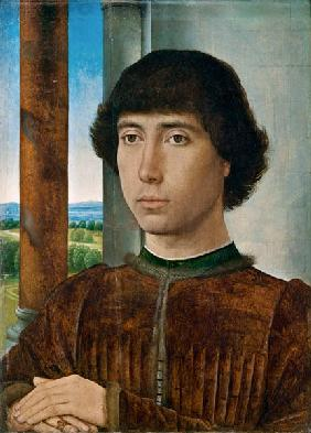 Portrait of a Young Man c.1470-75