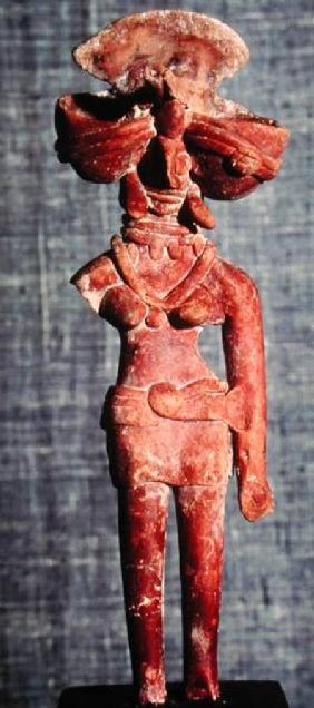 Figure of a Mother Goddess, from Mohenjo-Daro, Indus Valley, Pakistan 3000-1500