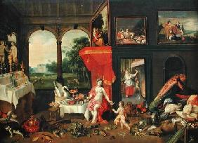 Allegory of Taste