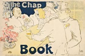 Irish and American Bar, Rue Royale - Plakat für  'The Chap Book' 1895
