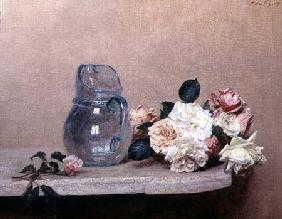 Still Life with Roses 1889