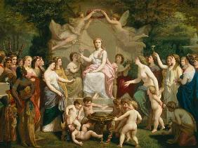 Allegory of Spring 1871