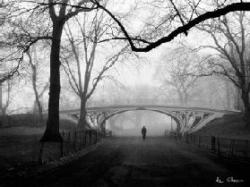 Gothic Bridge, Central Park NYC