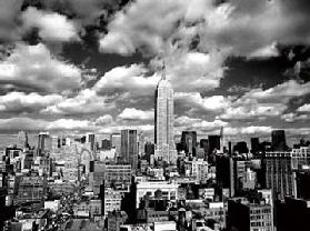 Sky over Manhatten