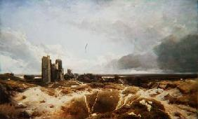 Orford Castle 1856