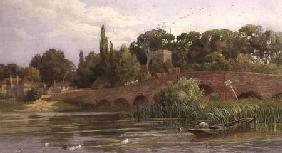 Sonning on the Thames 1871