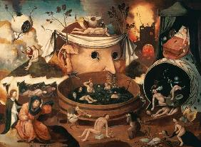 Bosch, Hieronymus : Tondal's Vision