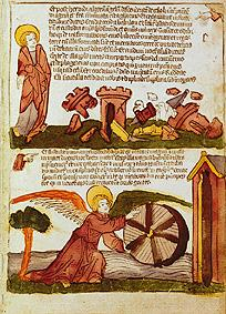 Kunstdruck von Kunst des Mittelalters