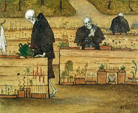 The Garden of Death 1896  &