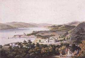 The Town of Inverary, pub. by Smith and Elder 1824