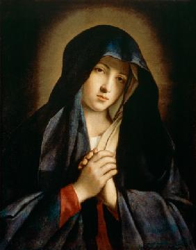 The Madonna in Sorrow