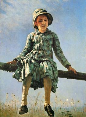 Kunstdruck von Ilja Jefimowitsch Repin - Ilja Repin