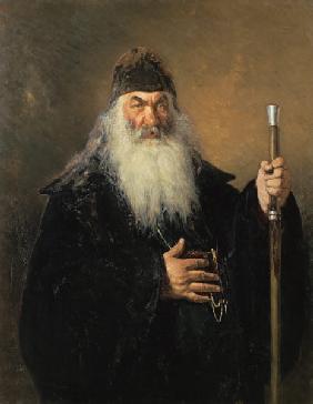 Kunstdruck von Ilja Jefimowitsch Repin - Protodiakon