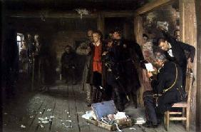 The Arrest of the Propagandist 1880-89
