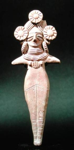 Figure of a Mother Goddess, Mauryan