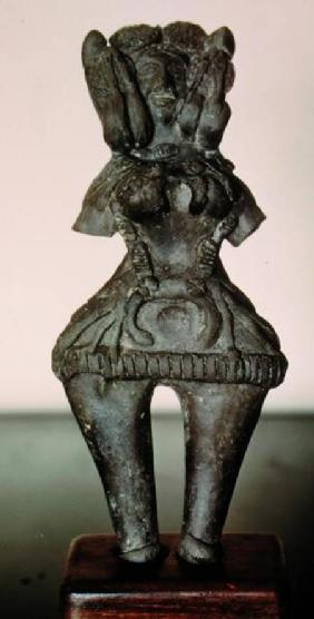 Figure of a Mother Goddess, Mauryan, from Uttar Pradesh from Uttar