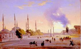 The Racecourse at Constantinople