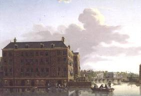 A View of Amsterdam 1779