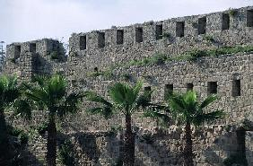 Ramparts from the citadel