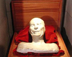 Funeral mask of Filippo Brunelleschi (1377-)