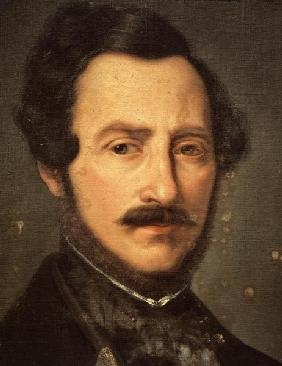 Portrait of Gaetano Donizetti (1797-1848) 19th