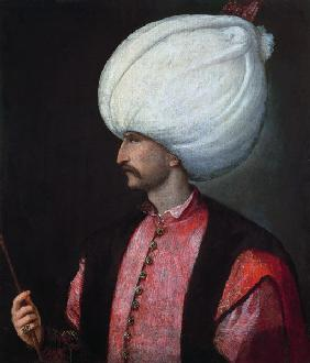 Suleiman II Sultan of Turkey (1641-91)