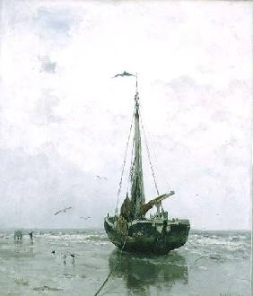 The Fishing Boat 1878