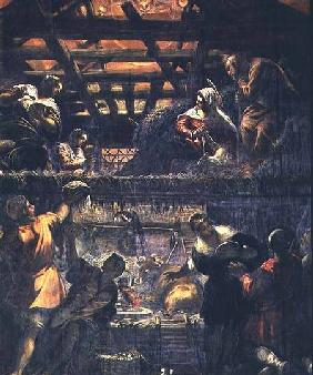 The Adoration of the Shepherds 1578-81