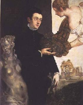 Ottavio Strada (1549/50-1612), designer of jewellery, miniaturist and archaeologist son of Jac