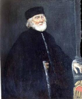 Portrait of the Procurator Nicolo Priuli