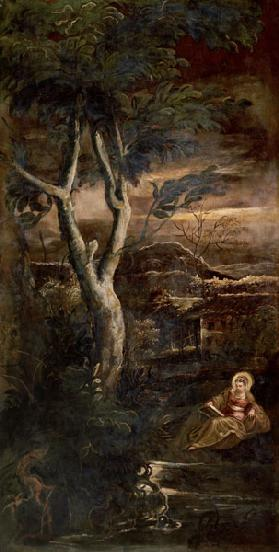 Tintoretto, Mary Magdalena