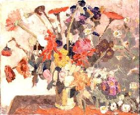 A Bouquet of Flowers 1908