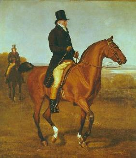 Kunstdruck von Jacques-Laurent Agasse - Lord Heathfield on Horseback