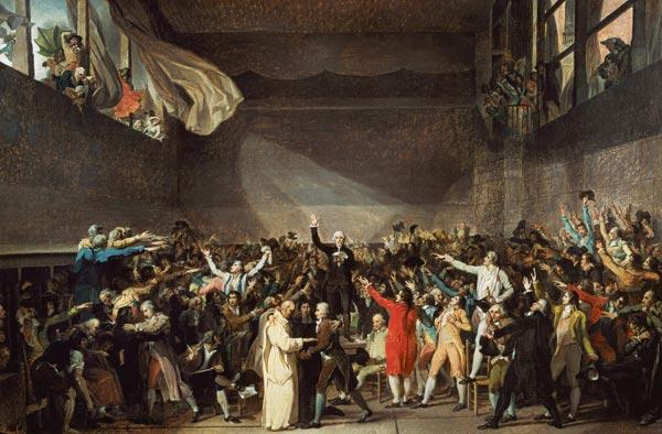 The Tennis Court Oath, 20th June 1789 1791
