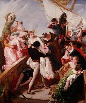 The Rescue of the Brides of Venice 1851