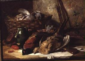 Still Life with Game Birds