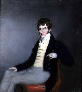 Portrait of a Gentleman in a Yellow Waistcoat c.1795 ste