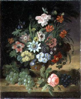 Flowers and Fruit 1827