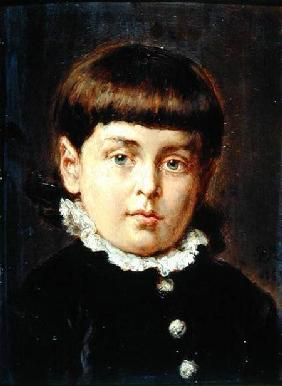 Portrait of a Young Boy 1883