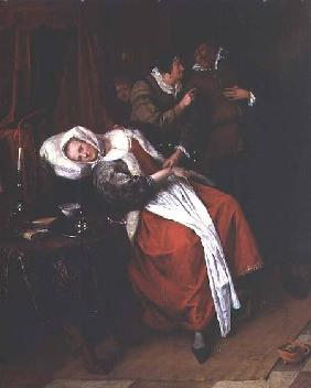 The Patient and the Doctor 1660s