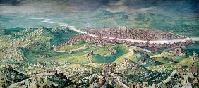 The Siege of Florence in 1530 1563-65